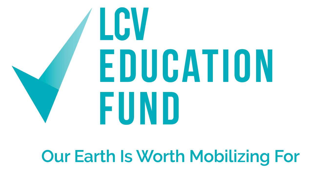 LCV education fund logo