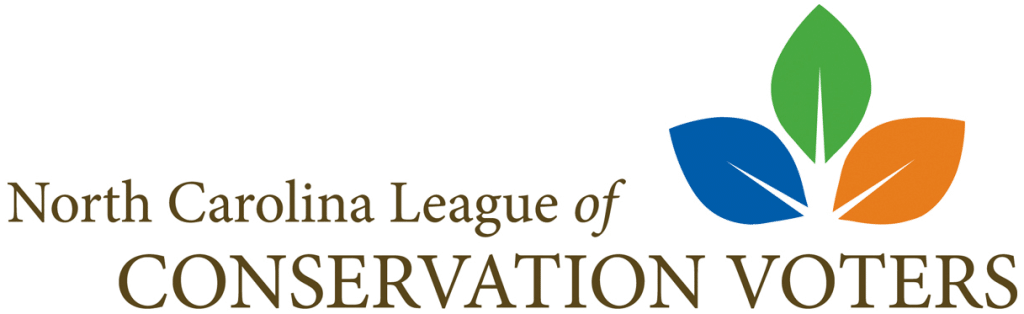 North Carolina League of Conservation Voters logo
