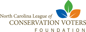 North Carolina League of Conservation Voters Foundation logo